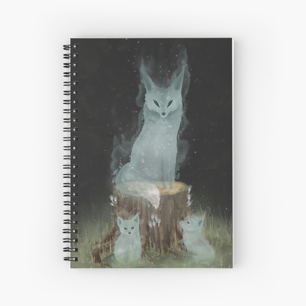 Not Your Forest  Spiral Notebook
