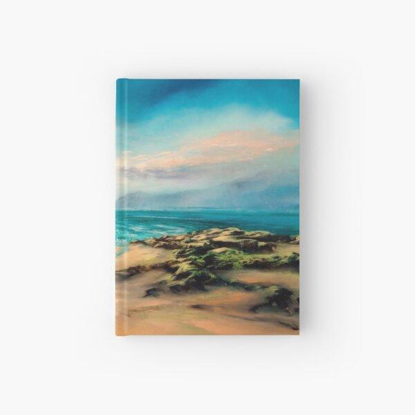 """""""Turning Tide"""" Hardcover Journal"""