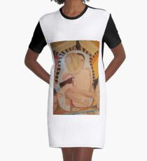 The Last Kiss - Princess Diana & Dodi Graphic T-Shirt Dress