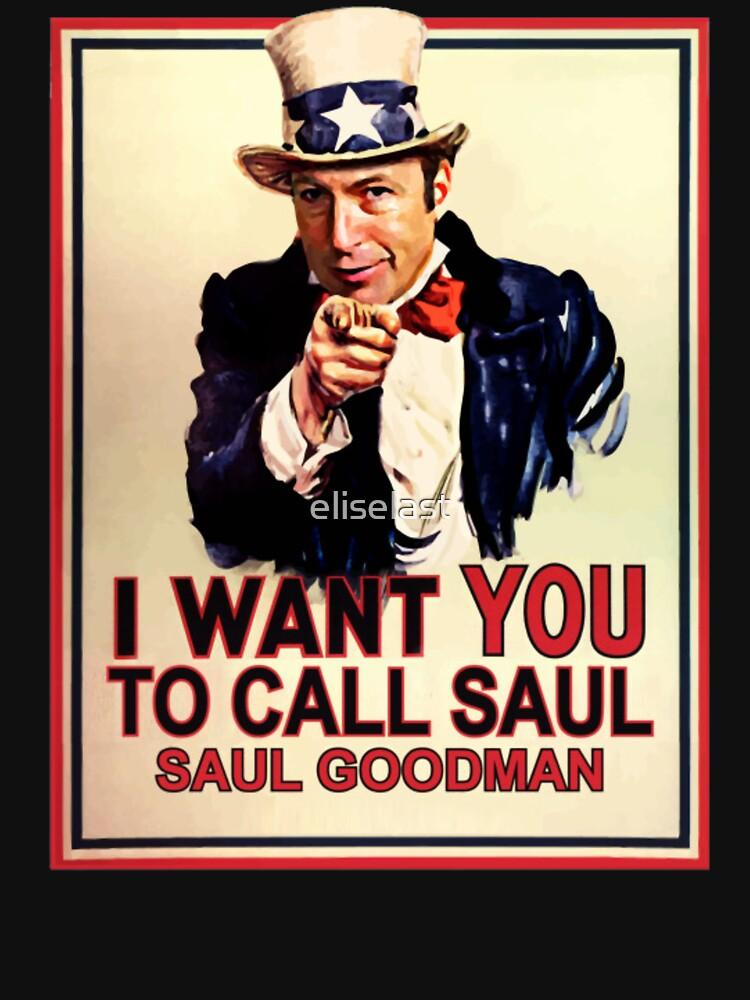 Saul Goodman von eliselast