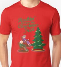 Rocking Around the Christmas Tree Rocking Chairs T-Shirt