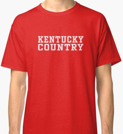 Kentucky Country Classic T-Shirt
