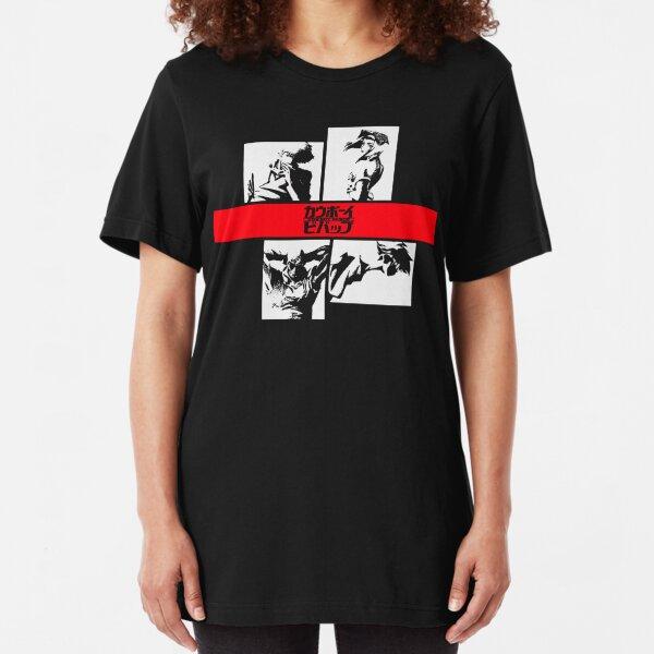 1, 2, 3 Let's go! Slim Fit T-Shirt