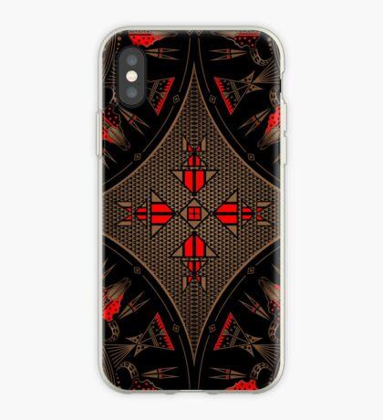 Buffalo Gathering iPhone Case