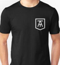 Twin Atlantic - White Logo Unisex T-Shirt