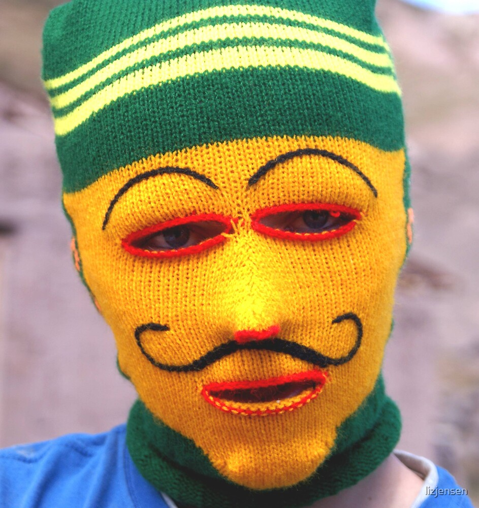 Mask by lizjensen