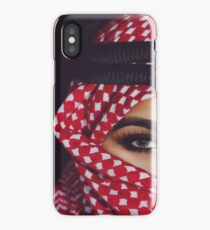 The shadow of what's hidden iPhone Case/Skin