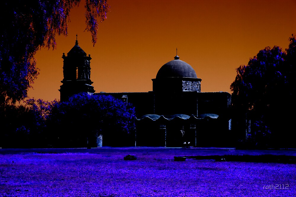 Mission San Jose by roth2112