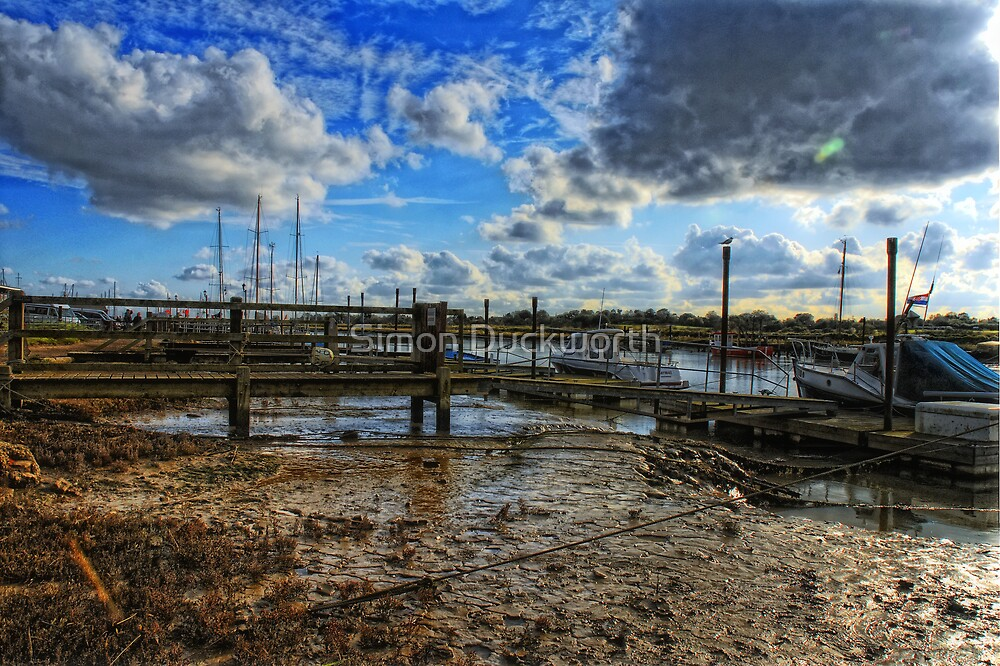 Tides Out by Simon Duckworth