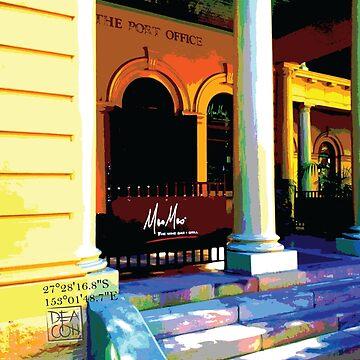 Port Office Moo Moo Brisbane, Paula Deacon PE by DeaconPE