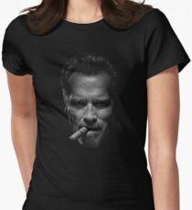 Arnold schwarzenegger Women's Fitted T-Shirt