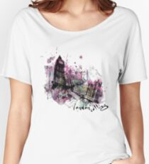 London Calling Women's Relaxed Fit T-Shirt