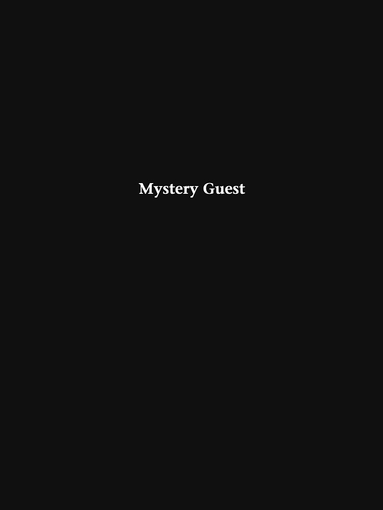 Mystery Guest by ShiningBrother