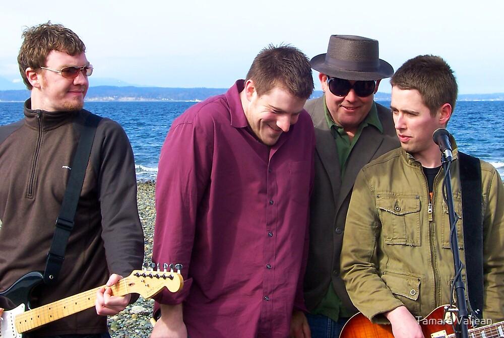 Kyle Stevens Band - Group by Tamara Valjean