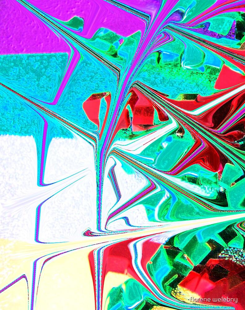 Color Me Holiday II by florene welebny