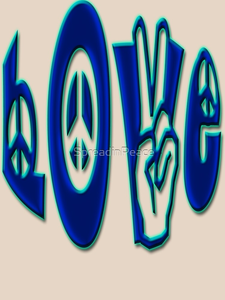 *Love* by SpreadinPeace