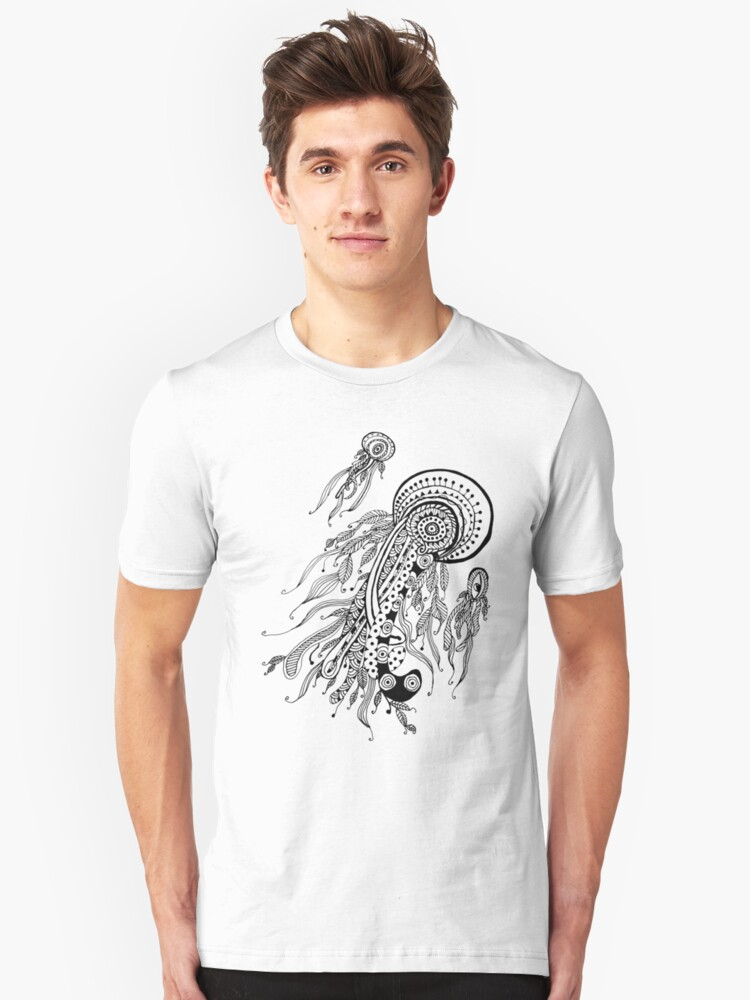 Jelly ohhh Unisex T-Shirt Front