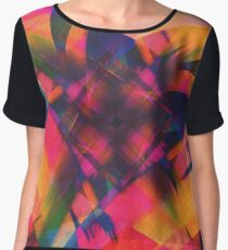Happiness with Colors  Chiffon Top