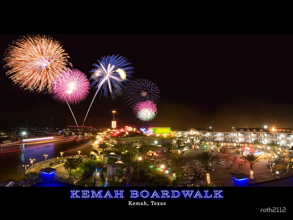 Kemah Board Walk 2006 by roth2112