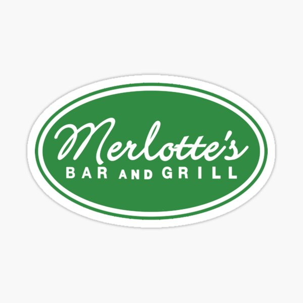 Merlotte's Bar and Grill - True Blood Pegatina