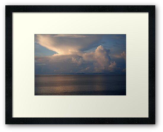 Cloud Explosion by Carol Barona