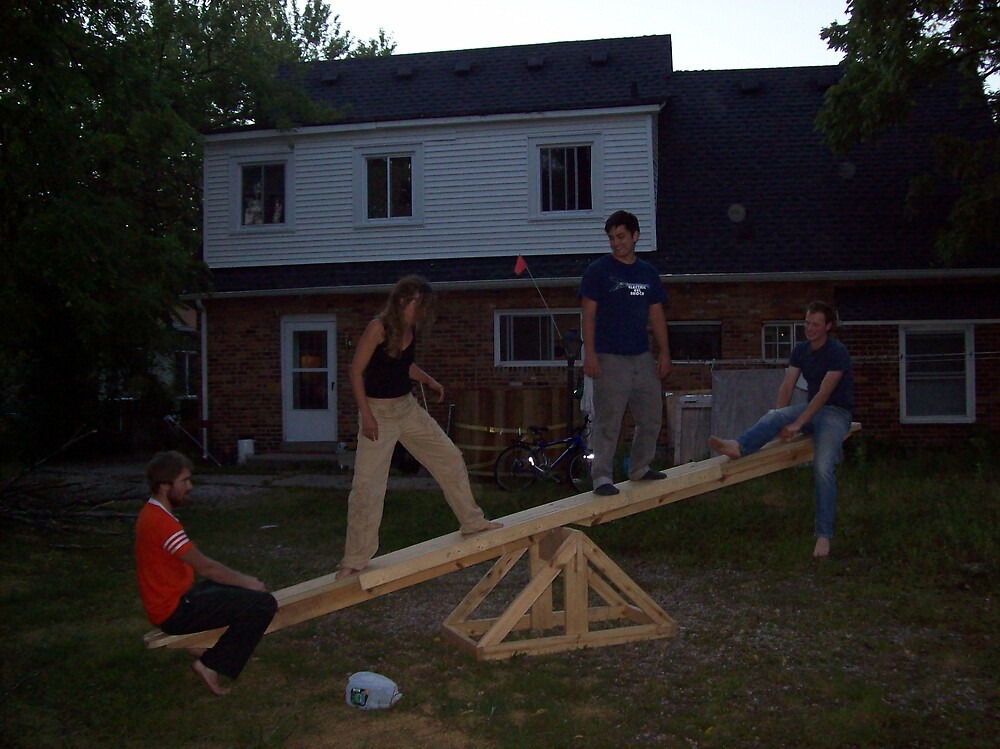 teeter totter by ariyahjoseph