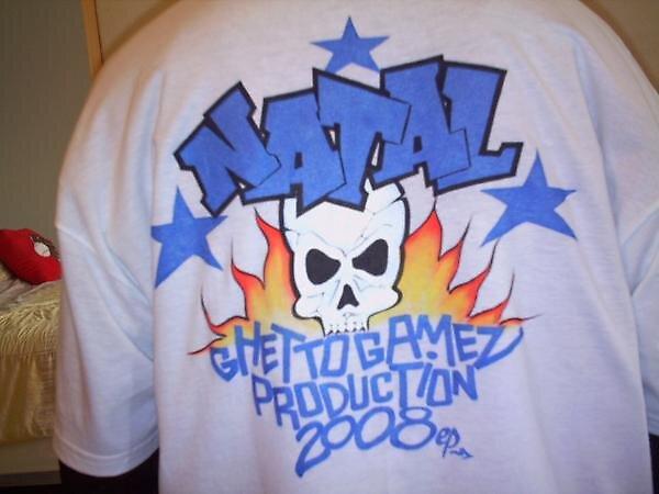 BadLands t-shirts. by epdoe