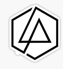 Linkin Park Logo 2 Sticker