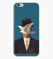Rene Magritte Mania iPhone Case