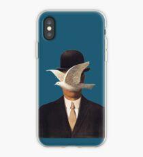 Vinilo o funda para iPhone Rene Magritte Mania