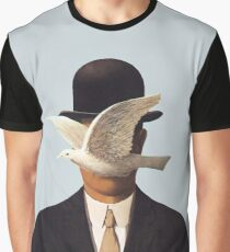 Rene Magritte Mania Graphic T-Shirt