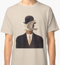 Rene Magritte Mania Classic T-Shirt