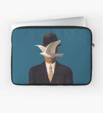 Rene Magritte Mania Laptop Sleeve