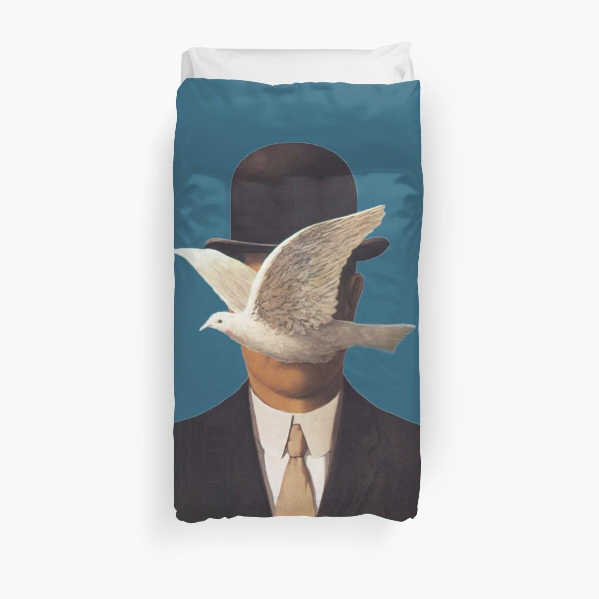 «Rene Magritte Mania» de timelessfancy