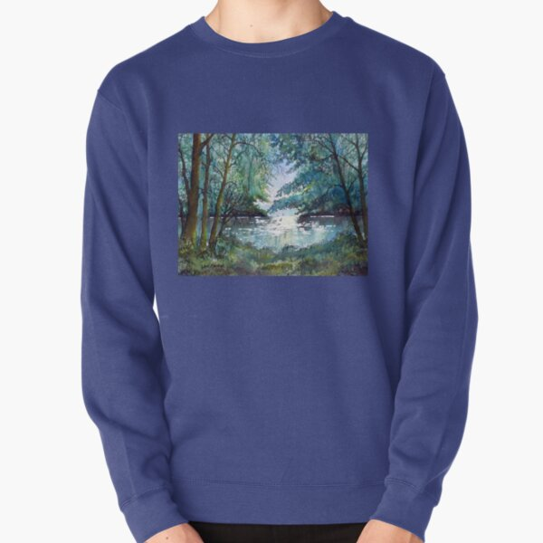 Green Peace Pullover Sweatshirt