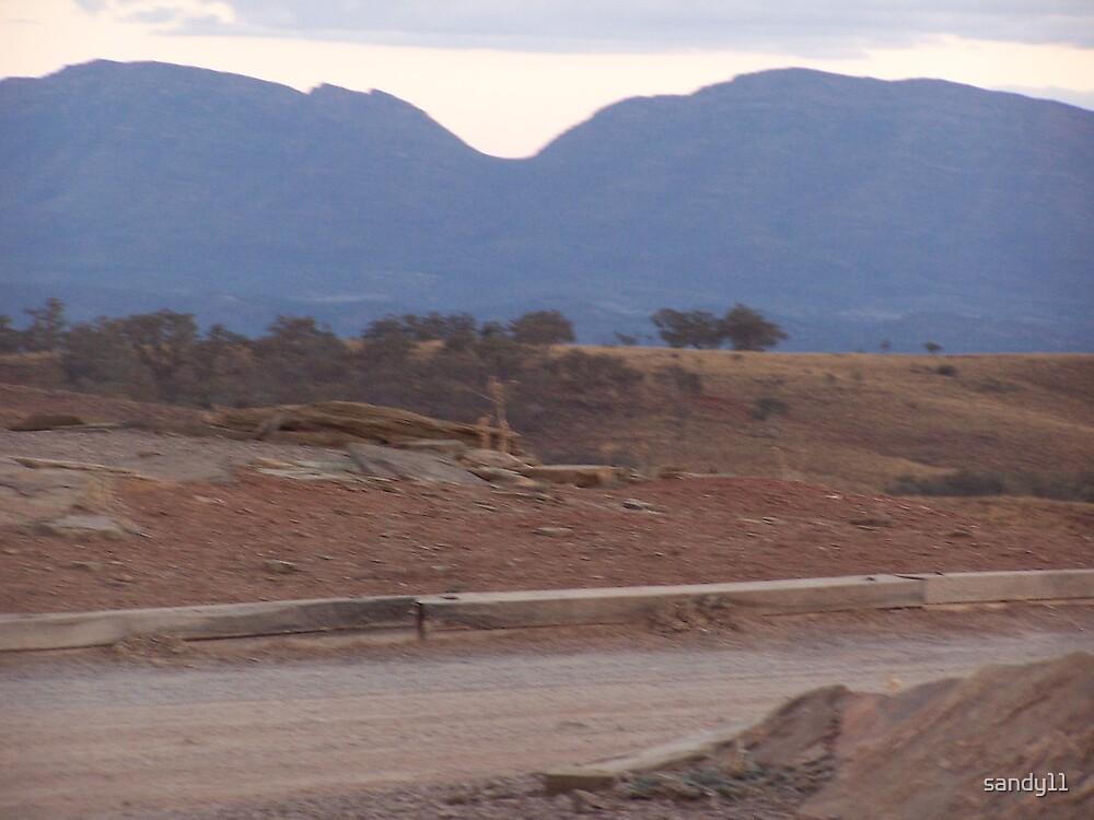 Flinders Ranges by sandy11