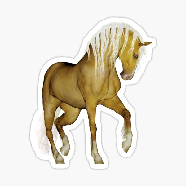 Palomino  Sticker