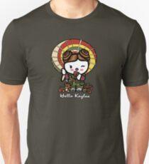 Hello Kaylee Winks Unisex T-Shirt