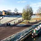 Cambridge in the frost by Ana Andres-Arroyo