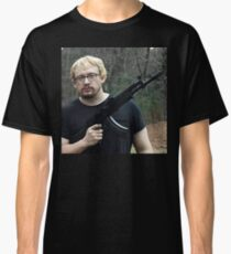 Sam Hyde - He Cant Keep Getting Away With It - MDE Merch / Shirt Classic T-Shirt