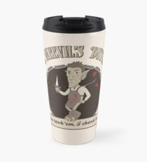 Boneweevil's Butchery - You tank 'em, I shank 'em Travel Mug