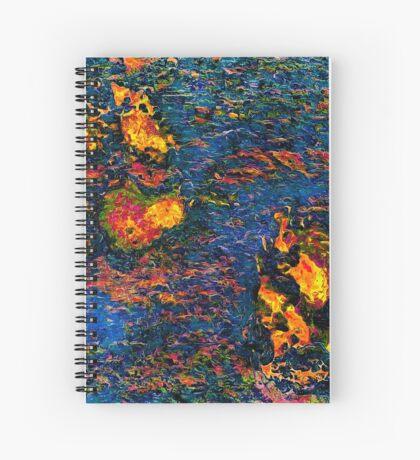 Paw Print Celebrations Spiral Notebook