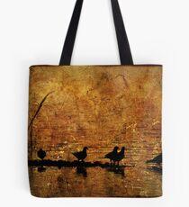 Bayou Friends Tote Bag
