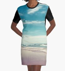 The swimmer Graphic T-Shirt Dress