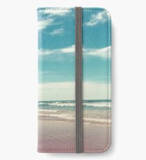 The swimmer iPhone Wallet/Case/Skin
