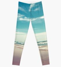 The swimmer Leggings