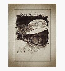 Cuenca Kids 1011 Photographic Print