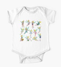 Princesses tinkerbell One Piece - Short Sleeve