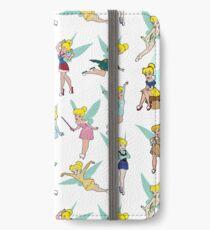 Prinzessinnen tinkerbell iPhone Flip-Case/Hülle/Klebefolie