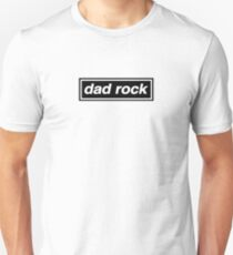 Dad Rock - OASIS Spoof Unisex T-Shirt